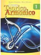 Corso teorico armonico. Per la musica moderna. Vol. 1