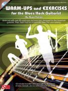 Warm-Ups and Exercises for the Blues/Rock Guitarist (book/CD)