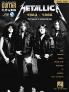Metallica: 1983-1988: Guitar Play-Along Volume 195 (book/Audio Online)