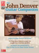The John Denver Guitar Companion (book/DVD)