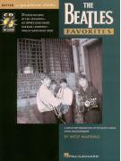 The Beatles Favorites (book/CD)