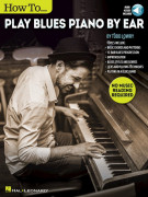 How to Play Blues Piano by Ear (book/Audio Online)