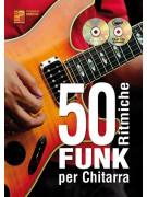 50 ritmiche funk per chitarra (libro/CD/DVD)