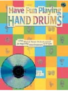 Have Fun Playing Hand Drums (book/CD)