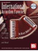 International Accordion Favorites (book/CD)