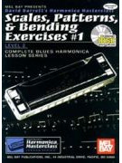 Scales, Patterns & Bending Exercises 1 (book/CD)