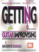 Getting Into... Guitar Improvising (book/CD)