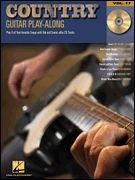 Country Guitar: Play-Along Volume 17 (book/CD)