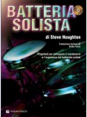 Batteria Solista (libro/CD) Edizione Italiana