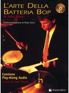 John Riley L'arte della batteria bop (libro/CD)