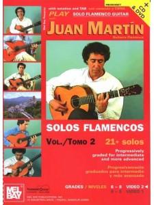 Play Solo Flamenco Guitar 2 (book/CD + DVD)