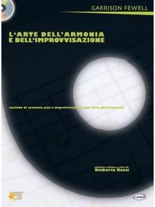 Garrison Fewell L'arte dell'armonia e dell'improvvisazione (libro/CD)