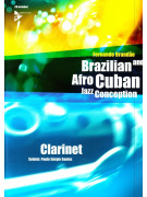Brazilian & Afro Cuban Jazz Conception Clarinet (book/CD)