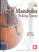Great Mandolin Picking Tunes (book/CD)