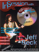In Session With Jeff Beck (book/CD play-along)