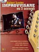 Improvvisare su 3 Accordi (libro/DVD)