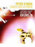 A Rhythmic Concept for Funk/Fusion Drums (book/CD)