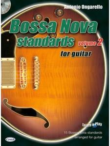 Bossa Nova Standards for Guitar 2 (libro/CD)