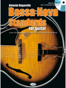 Bossa Nova Standards for Guitar 1 (book/CD play-along)