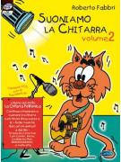 Suoniamo la chitarra volume 2 (libro & CD)