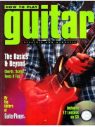 How To Play Guitar: Electric or Acoustic (book/CD)