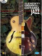 Elementi fondamentali di chitarra jazz (libro/CD)