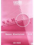 Scuola di basso elettrico 3-4 (libro/CD)