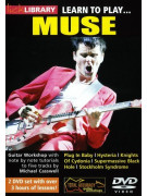 Lick Library: Learn To Play Muse (2 DVD)