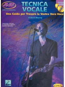 Tecnica vocale: una guida per trovare la vostra vera voce (libro/2 CD)