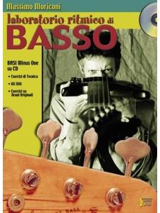 Laboratorio ritmico di basso (book/CD play-along)