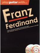 Play Guitar With... Franz Ferdinand (book/CD)