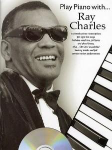 Play Piano with... Ray Charles (book/CD play-along)