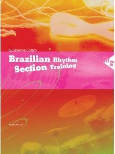 Brazilian Rhythm Section Training (book/CD)