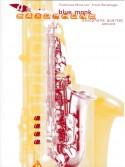 Blue Monk (Saxophone Quartet)