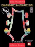 MBGU Rock Curriculum: Foundations of Rock - Evolution of Rock Guitar (book/CD/DVD)