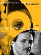 Jazz Improvisation vol.5: Thesaurus of Intervallic Melodies (book/CD)