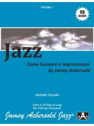 Jazz - Come Suonare e Improvvisare (libro/CD play-along)