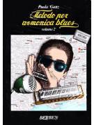 Metodo per armonica blues volume 2 (libro/2 cass.)