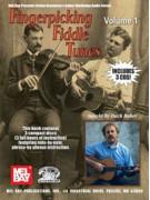 Fingerpicking Fiddle Tunes Volume 1 (book/3 CD)