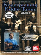 Fingerpicking Fiddle Tunes Volume 2 (book/3 CD)