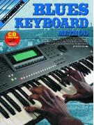 Progressive Blues Keyboard Method (Book/CD)