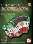 Quiero Tocar El Acordeon (Book/CD)