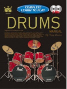 Complete Learn To Play Drums Manual (book/2 CD)