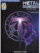 Metal Lead Guitar Volume 2 (book/CD) Edizione italiana