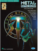 Metal Rhythm Guitar Volume 2 (libro/CD) Edizione Italiana