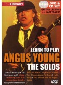 Lick Library: Learn To Play Angus Young - The Solos (DVD/CD)