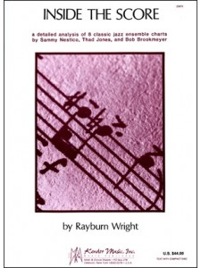 Inside The Score (book/CD)