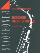 Boogie stop shuffle