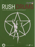 Authentic Playalong Drums: Rush (book/cd)
