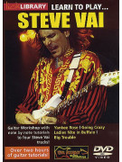Lick Library: Learn To Play Steve Vai Volume 1 (DVD)